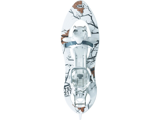 TSL 217 Camo Snow Shoes Women